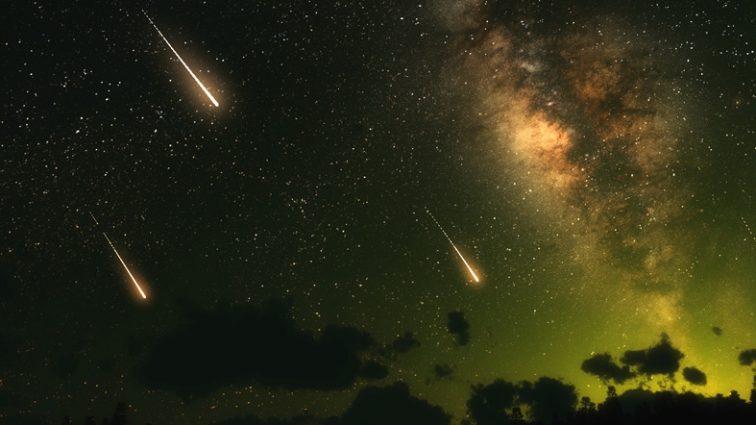 Последний в этом году: украинцы смогут наблюдать самый мощный звездопад