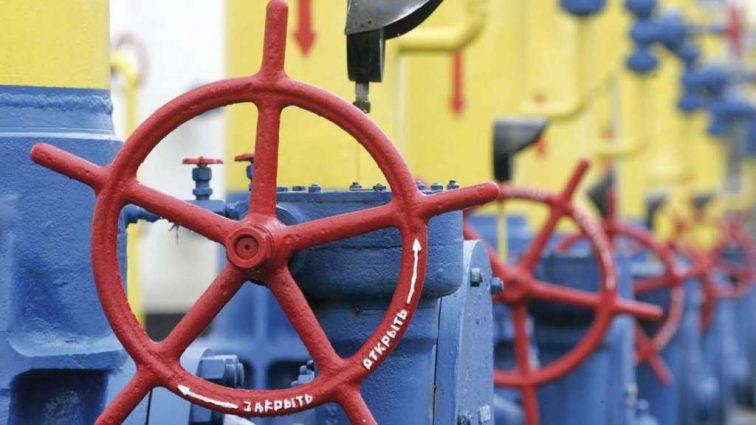 Украине хватит газа и на себя, и на экспорт