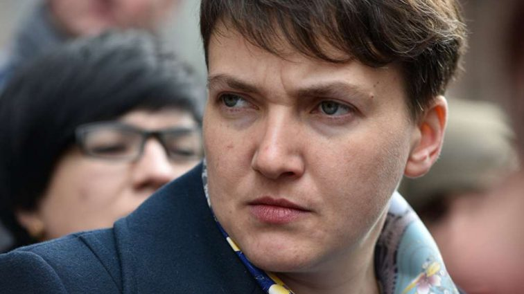 «Она это серьезно»: Савченко назвала единого «мужика» в украинской политике