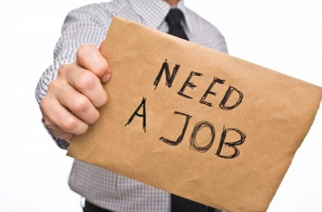 Сколько в Украине безработных — статистика
