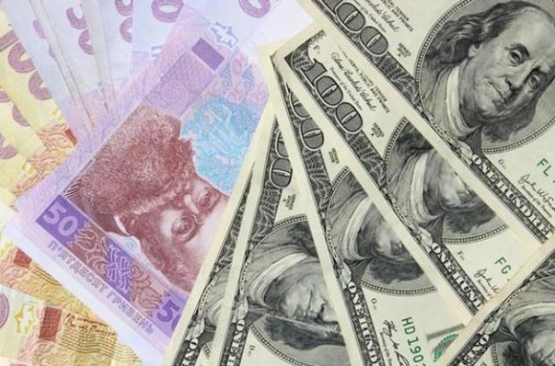 Укрепились позиции гривны: курс валют на 31 января