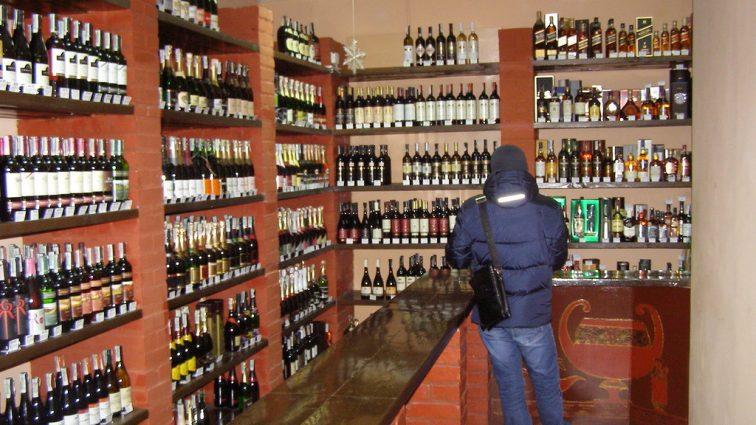 Украина в разы обошла Германию по темпам подорожания алкоголя