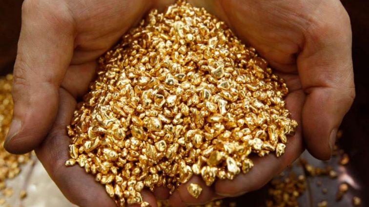 «Золотая жила» — В Украине нашли большие залежи драгоценного металла