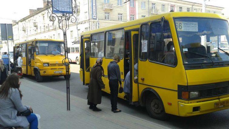 Маршрутки дорожают еще больше: Внедрение новых цен начали с Одессы