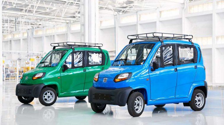 В Украину прибыла партия самых дешевых автомобилей в мире
