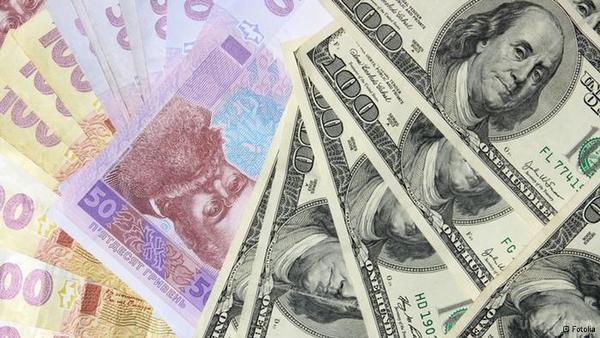 Укрепился: официальный курс гривны к доллару на сегодня