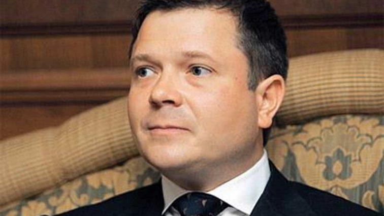 Сын олигарха стал совладельцем украинского телеканала