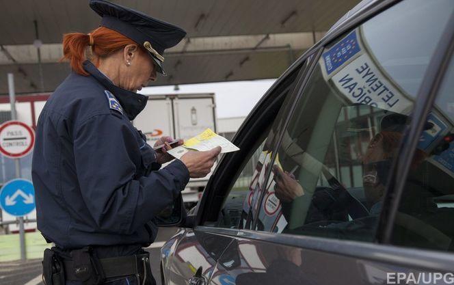 Кир как повод? Украинцам могут запретить въезд в Европу