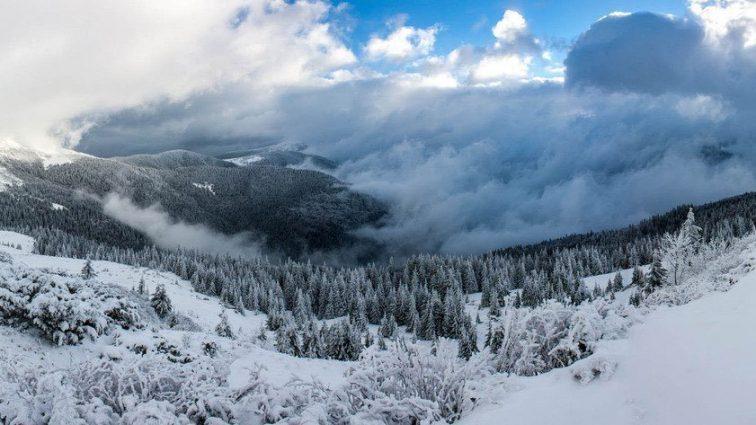 Укргидрометцентр предупреждает о значительной снеголавинной опасности