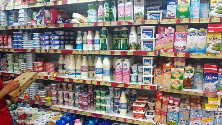 Что будет с ценами на молочную продукцию в этом году