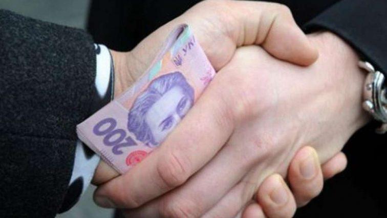 Украинцы считают борьбу с коррупцией неуспешной — исследование