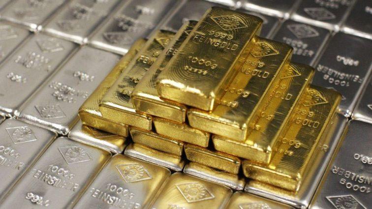Золото и серебро: курсы ценных металлов на 23 января