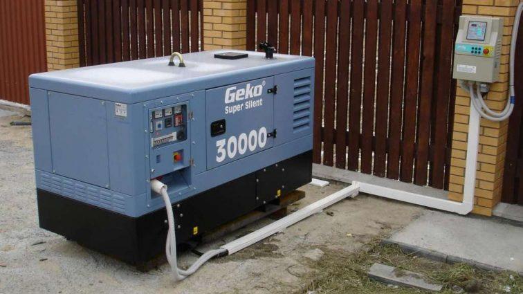Назначение дизельного генератора