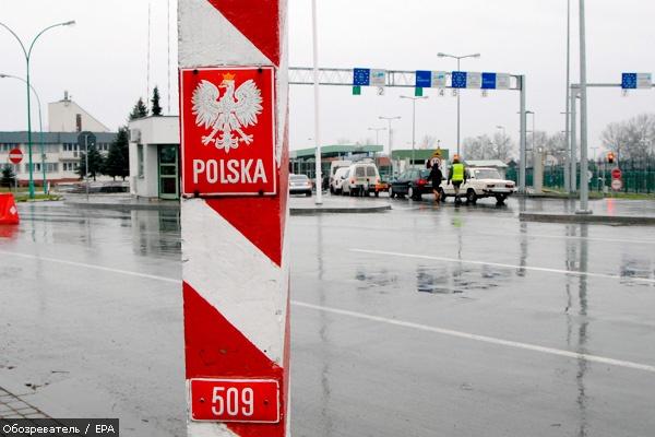 ВАЖНО! Границу с Польшей перекроют, пункты пропуска работать не будут