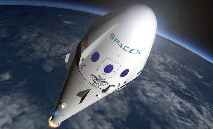«Глобальный Интернет»: SpaceX запустили новую ракету