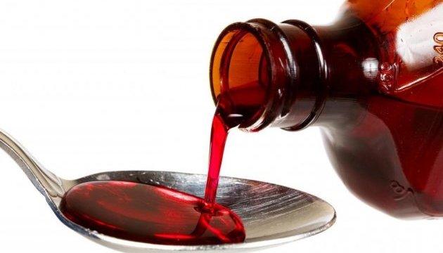 В Украине запретили популярный сироп от кашля