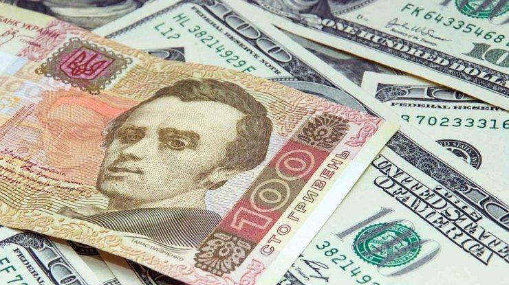 Гривна укрепляется: курс валют на 21 февраля