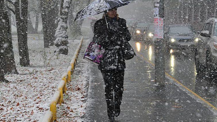Надвигаются осадки: прогноз погоды на 8-9 февраля