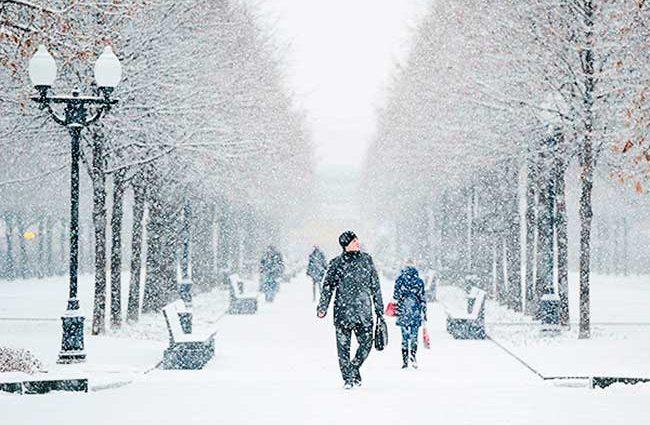 Зима возвращается: узнайте, какой «сюрприз» готовит погода украинцам
