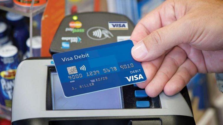 Один из банков больше не будет работать с платежными картами Visa