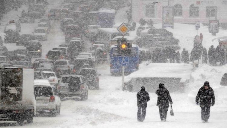 Погодные капризы на выходных: циклон задержится в Украине