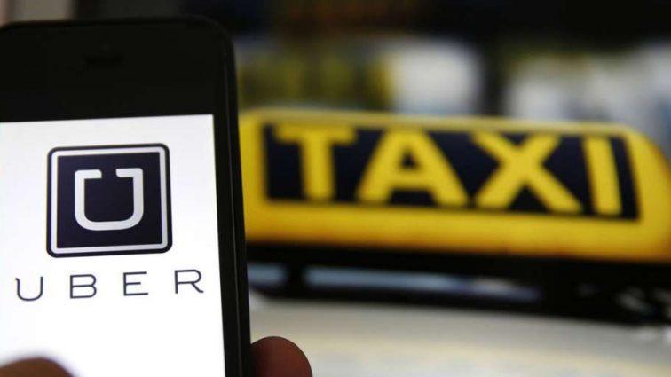Новые модели работы с клиентами: Uber предложил вызвать такси по телефону