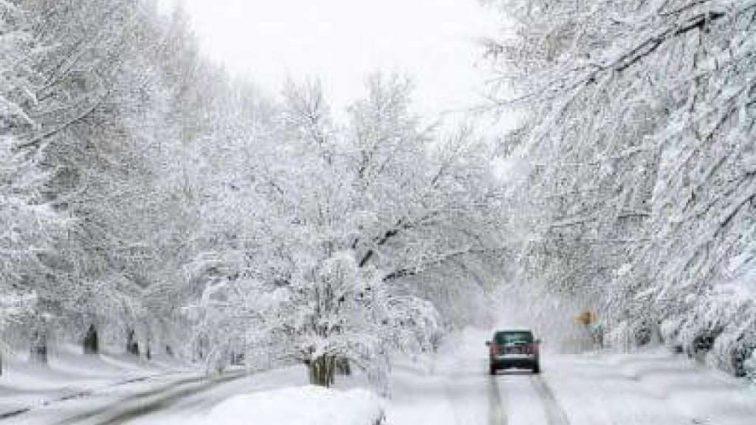 «Снег и морозы» прогноз погоды на 20 марта