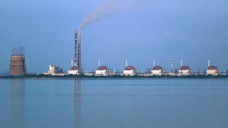 На Запорожской атомной электростанции отключили шестой энергоблок