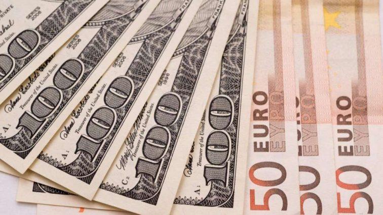 Доллар опустился: официальный курс валют на среду, 11 апреля