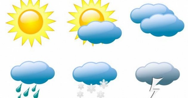 Тепло и без осадков: прогноз погоды на Понедельник, 9 апреля