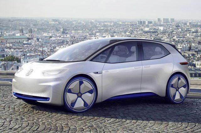 «Экологически чистый»: появились фото первого массового электромобиля