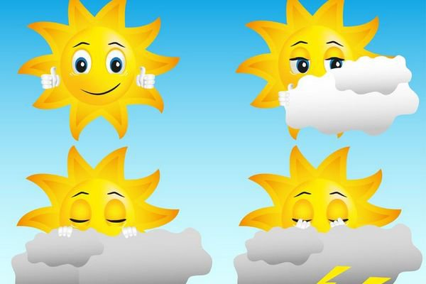 Без осадков: прогноз погоды на вторник, 10 апреля