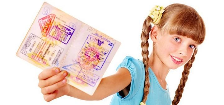 С сегодняшнего дня вступают в действие новые правила выезда детей за границу. Узнайте первыми