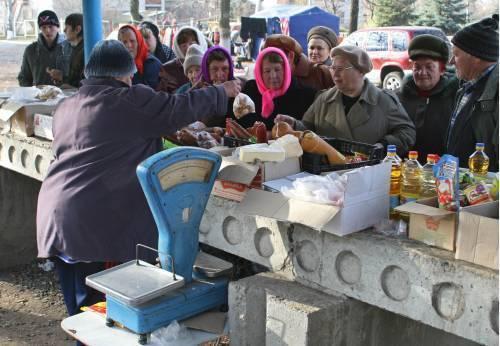 Украинцам могут запретить торговлю на выходных