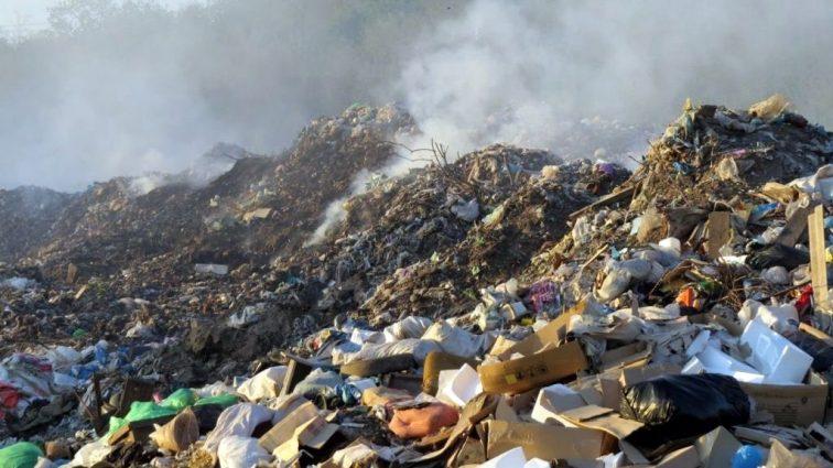 300 кг на человека: Украине грозит экологическая катастрофа