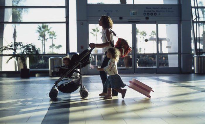 Разрешение суда на выезд ребенка за границу является одноразовым