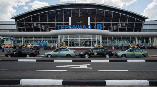 Аэропорт «Борисполь» распродает машины за бесценок. В чем дело?