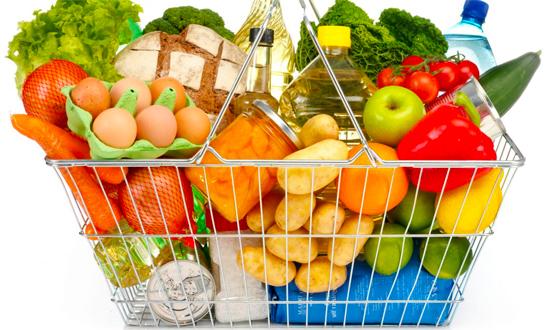 Стоимость минимальной продуктовой корзины за месяц выросла на 3,6%.