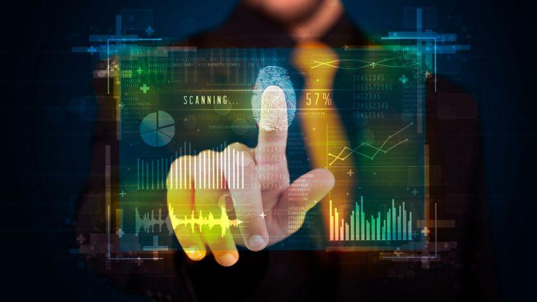 Биометрические банкоматы: Счет можно будет открыть с помощью отпечатков пальцев