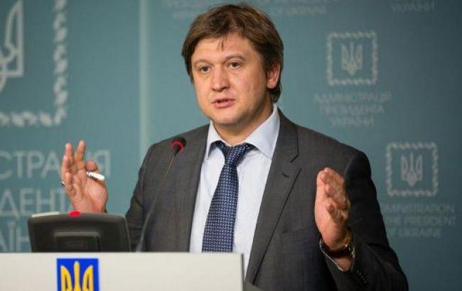 Данилюку грозит отставка с поста министра финансов