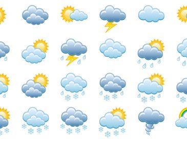Прогноз погоды на 23 мая
