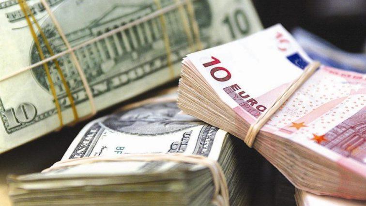Курс валют на 7 мая