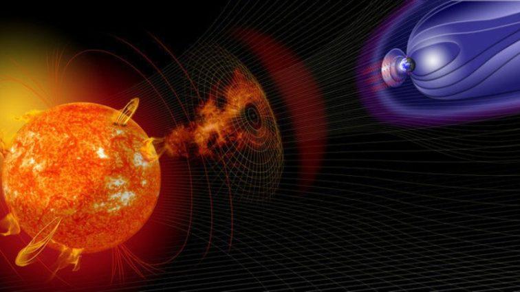 Надвигается трехдневная магнитная буря: узнайте подробности