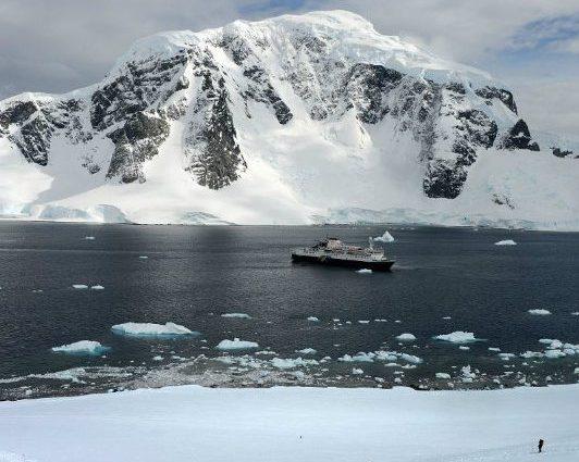 Украина внедряет новые международные антарктические исследования