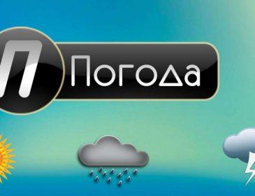 Прогноз погоды в Украине на 22 мая
