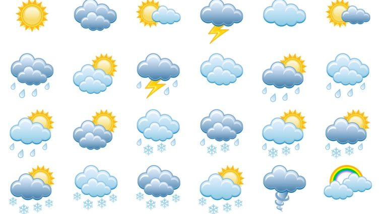 Прогноз погоды на 17 мая