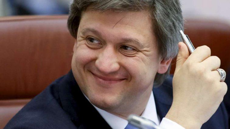 Александр Данилюк рассказал о последнем разговоре с президентом Украины перед увольнением