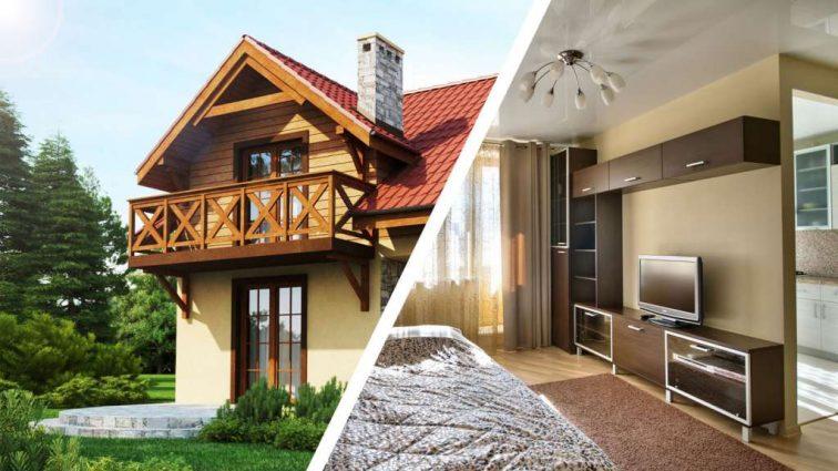 «Однушка», «двушка» или дом «: Где украинцам выгоднее жить и платить за коммунальные