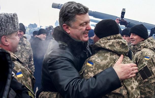Порошенко подписал важный закон о военной службе. Теперь все изменится