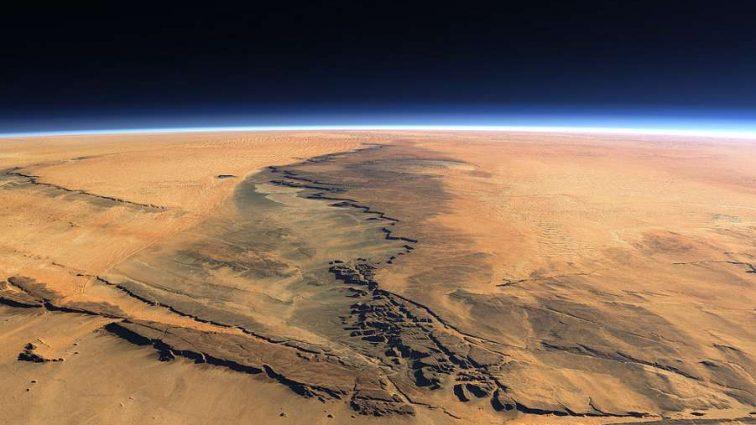 Марс шокирует новыми находками ученых